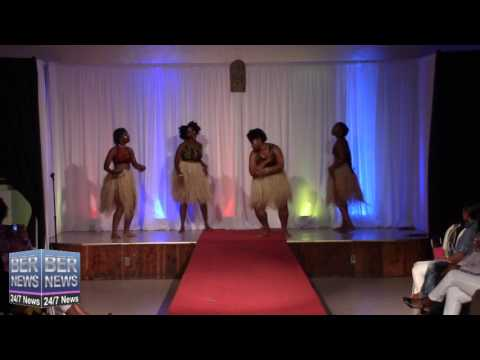 African Dancers At Fashion Extravaganza, May 21 2016