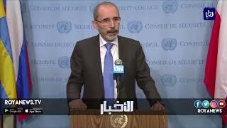 الحكومة تواصل جهودها  مع مختلَفِ الاطرافِ لإعادةِ وقفِ إطلاقِ النار في الجنوب السوري - (29-6-2018)