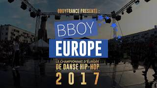 // BGIRL ALESSANDRINA VS BGIRL TERRA // BBOY EUROPE 2017 FINAL BATTLE