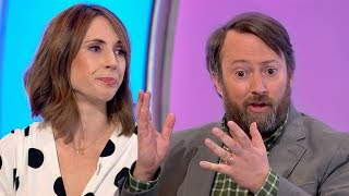 Was Alex Jones' bag hijacked by a one-armed monkey in the zoo?  -  Would I Lie to You? [HD][CC]