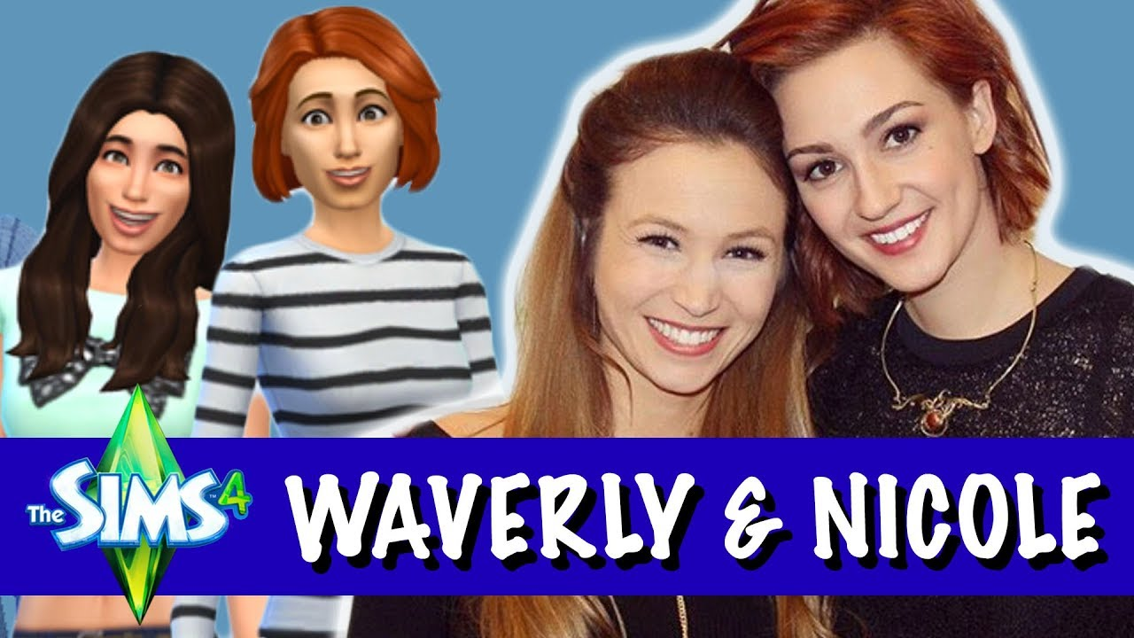 Waverly Nicole Got Married Amanda Plays Wayhaught Youtube Officer nicole haught is a capable, out police officer who knows what she wants, while waverly is only just discovering her bisexuality and working out how she wants to deal with that. waverly nicole got married amanda plays wayhaught
