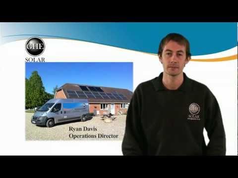GHE Solar: Renewable Heat Incentive( RHI )