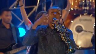NATHANIEL BASSEY OLOWOGBOGBORO PERFORMANCE AT THE EXPERIENCE #TE12