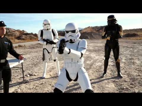 Star Wars Fan film   Stormtrooper Target Practice (2015)