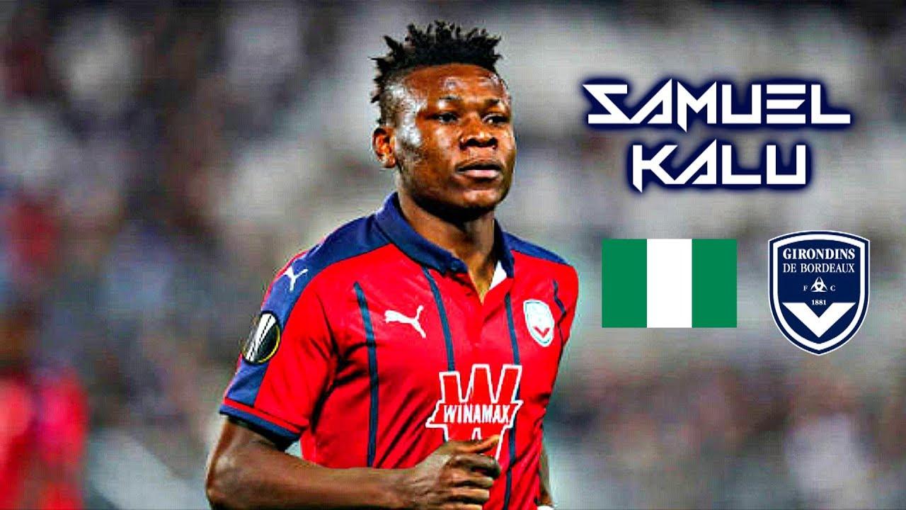 Download Samuel Kalu 2018-2019 - Deadly Skills Show  - Girondins De Bordeaux