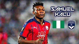 Samuel Kalu 2018-2019 - Deadly Skills Show  - Girondins De Bordeaux