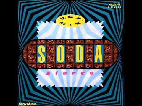 Soda Stereo - No Existes [En Vivo] [Album: Rex Mix - 1991] [HD]