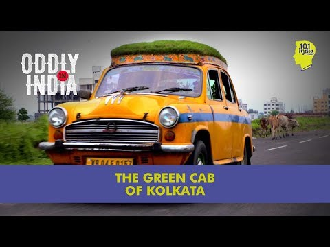 The Garden Taxi Of Kolkata | Unique Stories from India