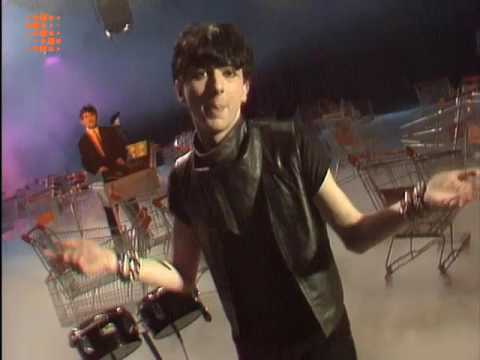 Soft Cell - Tainted Love (Belgian Tv 1981) (RARE !)