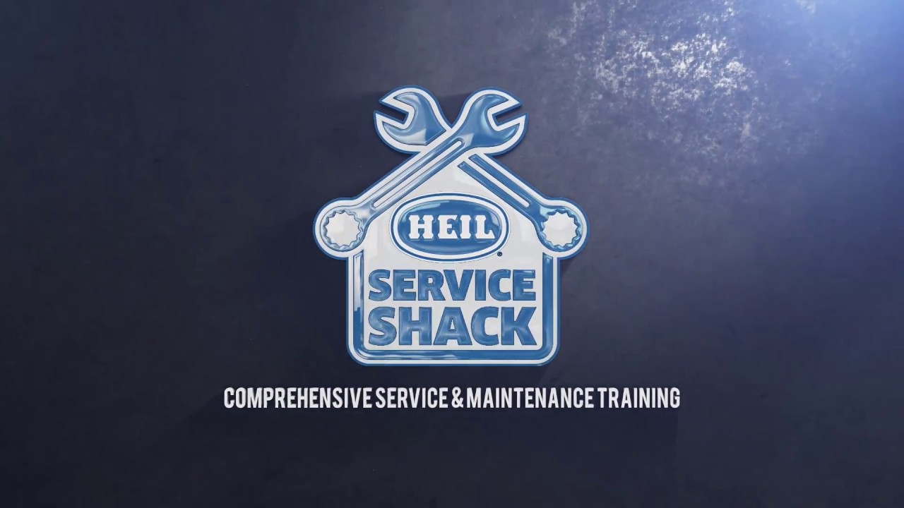 small resolution of heil service shack garbage truck training pre trip inspection
