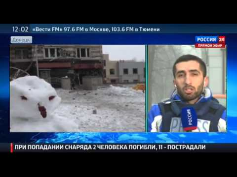 Журналисты, rT попали под обстрел в сирийском Алеппо