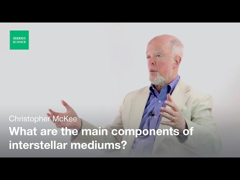 The interstellar medium - Christopher McKee