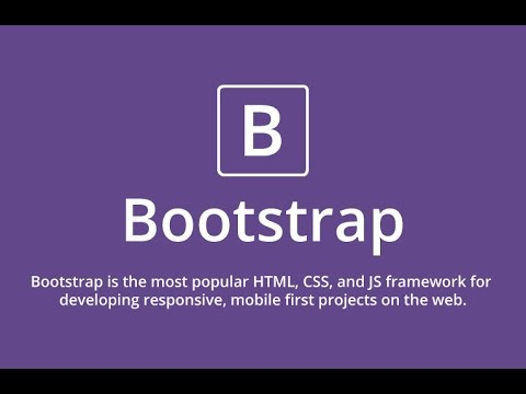 Bootstrap Tutorial | Bootstrap Tutorial for Beginners