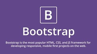 Bootstrap Tutorial | Bootstrap Tutorial for Beginners thumbnail