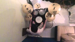 Kamelot - Across The Highlands [Drum Cover]