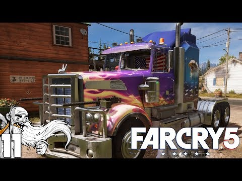 MY TRUCK IS BETTER THAN BDUBS' TRUCK!!! - Let's Play Far Cry 5 Gameplay