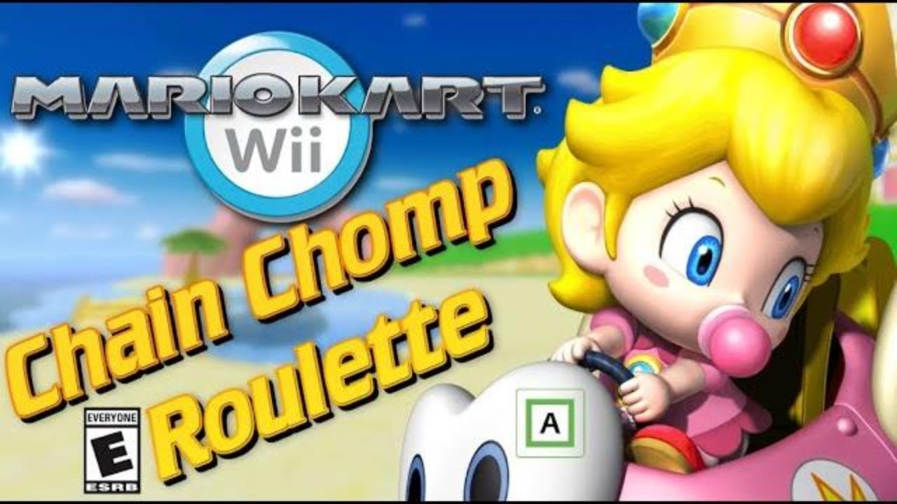 Mario Kart Wii Chain Chomp Roulette Youtube