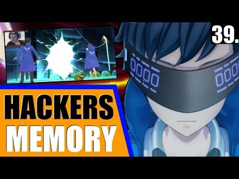 Cyber Sleuth - Hacker's Memory - Let's Play (Hard) - Ep. 39 - Chitose's Mind & Erikas' Memories.