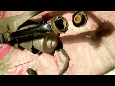 Cмотреть видео Ремонт механизма-привода дворников лобового стекла, Калина 2.