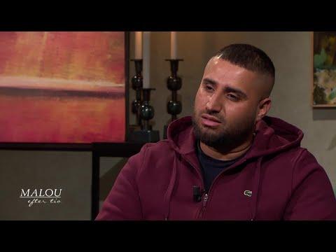 För Mehdi var cannabis inkörsporten till kriminalitet - Malou Efter tio (TV4)