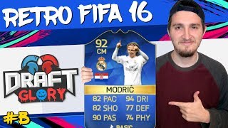 RETRO PE FIFA 16   #BONUS (DRAFT TO GLORY) FIFA 16 ULTIMATE TEAM