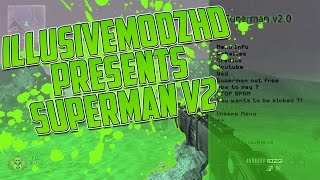 SlowModzHD   SuperMan ModMenu v2   1.14 Mw2 Mod Menu/SPRX With Spawnable Bots!   ONLINE + DOWNLOAD! thumbnail