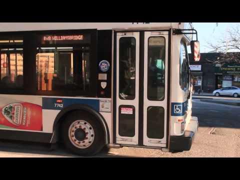 MTA New York City Transit Bus Observations (Janurary 25, 2017)