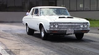 Fast 10 Second 1964 Plymouth Belvedere!