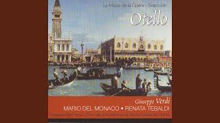 """Otello - Acto I. """"Una Vela! Una Vela!"""" (Coro)"""