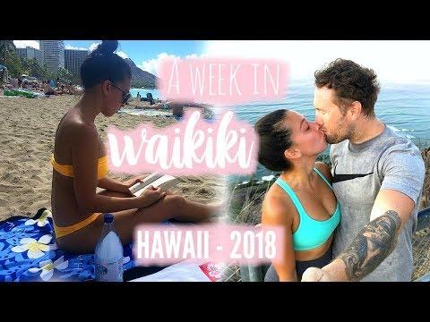 A WEEK IN WAIKIKI | Hawaii Vlog 2018 #CKonVacay
