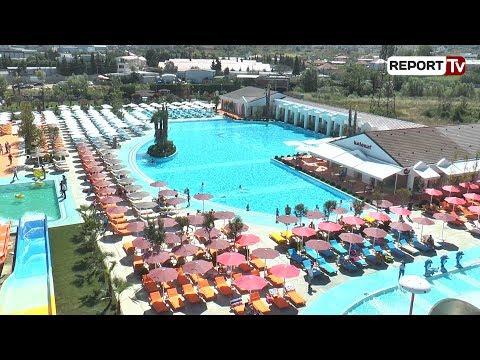 Hapet në Tiranë Aqua Park, gjiganti i pishinave dhe lojërave ujore