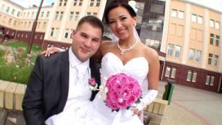 свадьба Кати и Андрея 24 08 2013г гродно ПРИВЕТ