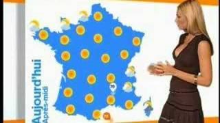Weather Girl Ariane Brodier