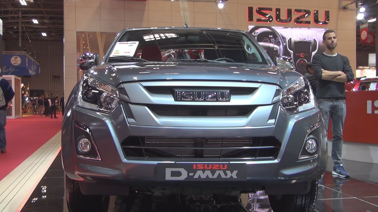 isuzu d-max space planet 4x4 mt country edition (2019) exterior and