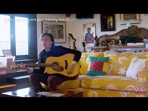 Paul McCartney - End The Silence Music Memory