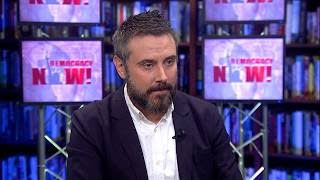 Jeremy Scahill: Gina Haspel Should Be Answering for Her Torture Crimes, Not Heading the CIA