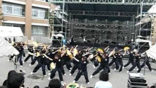 福井大学よっしゃこい「09鼓魂」 踊酔祭 (2009.05.31)