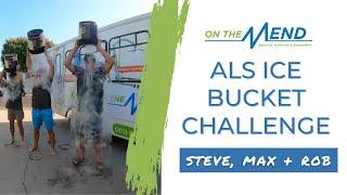 OTM ALS Ice Bucket Challenge - Steve, Max + Rob #ALSIceBucketChallenge