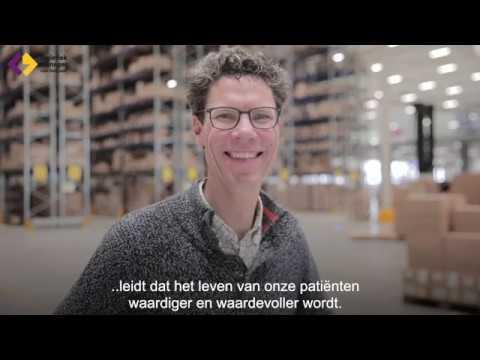 Job Sonke - Hollister Inc - Finalist Logistiek Manager van het Jaar