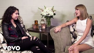 Alessia Cara - Taylor Swift Interviews Alessia Cara (Part 3)