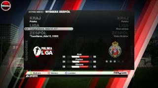 Fifa 11 - Polish League Patch 2011 Gameplay PC [HD]