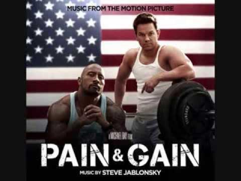 Pain & Gain - Steve Jablonsky - I Believe In Fitness