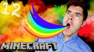 EXPLOSION DE COLORES | Minecraft | Parte 12 - JuegaGerman