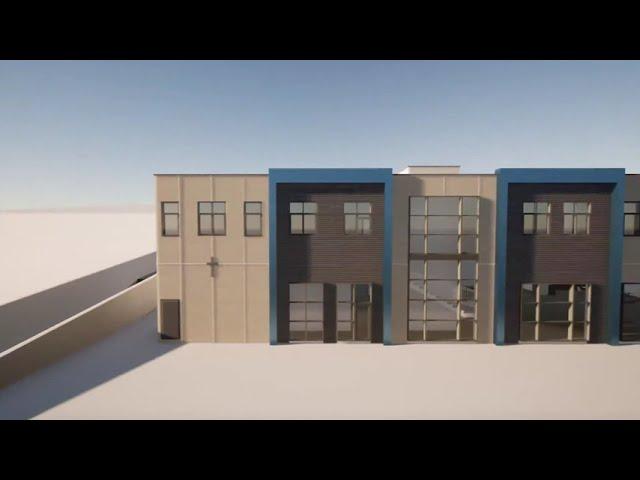 New Building Walkthrough