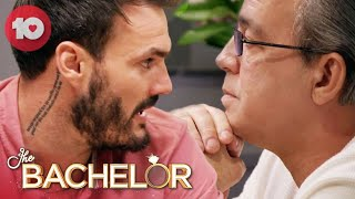 You Could Cut this Tension With a Knife 😬 | The Bachelor @Bachelor Nation