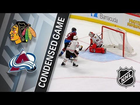Chicago Blackhawks vs Colorado Avalanche – Mar. 30, 2018 | Game Highlights | NHL 2017/18. Обзор