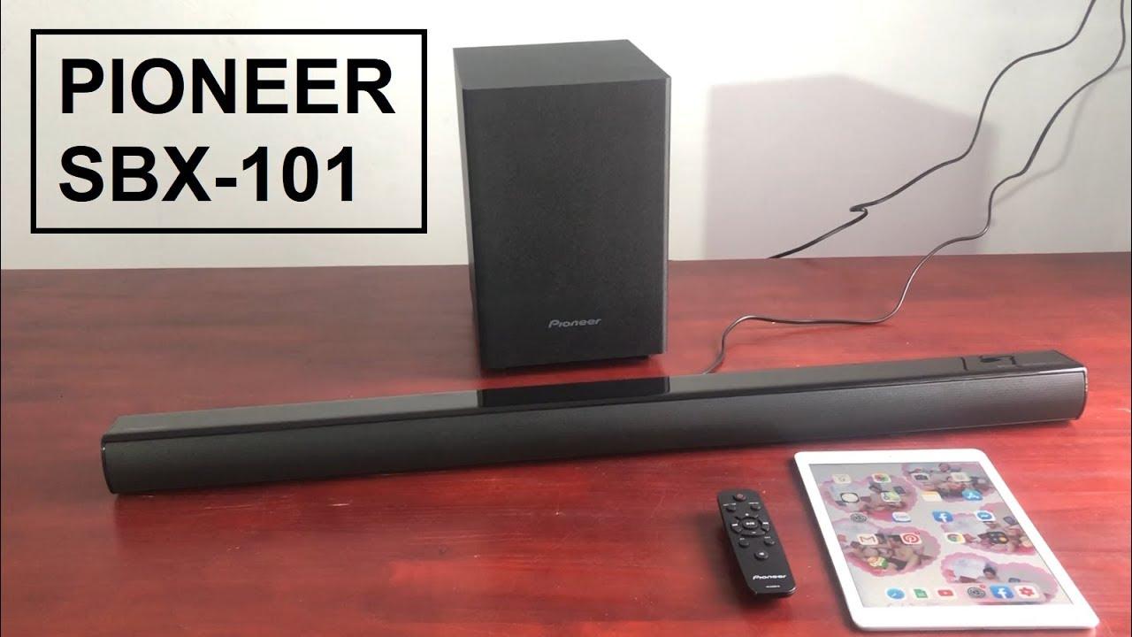 Loa Soundbar Pioneer SBX-101, Đánh giá Loa Soundbar Pioneer SBX-101 - 0977254396