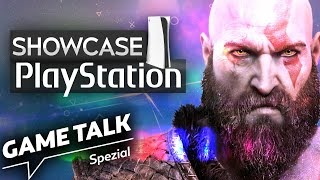 PlayStation Showcase Stream: KotOR, God of War Ragnarök lebt!, Spider Man 2   Game Talk Spezial