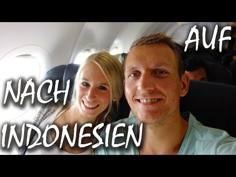 Von Malaysia nach Indonesien mit Air Asia - Kuala Lumpur nach Lombok | VLOG #36