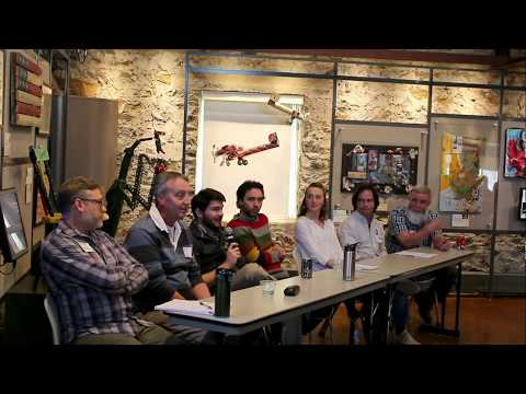 Panel Q&A - American Kestrel Symposium 2017